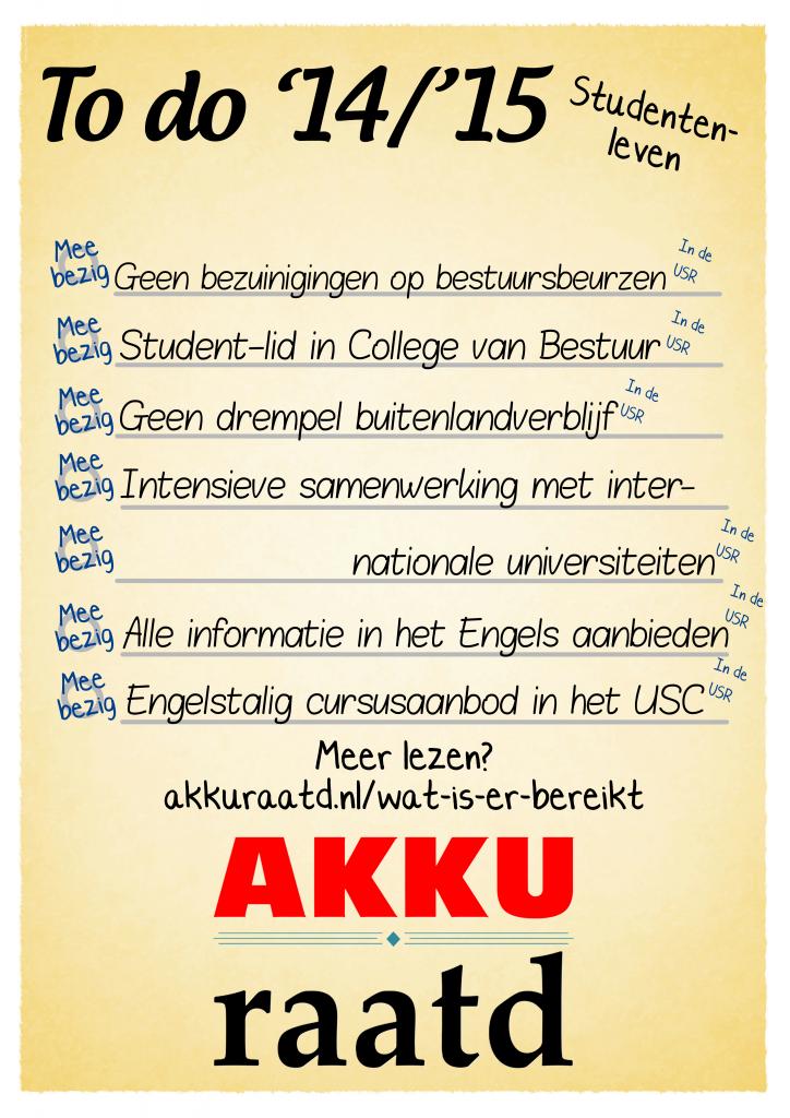 Studentenleven